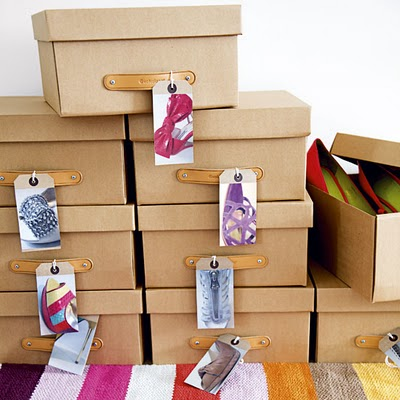 Shoe Boxes Are The Most Common Way To Store Your Shoes. I Bet You Have  Struggled With Finding The Right Pair Though. Have You Ever Thought Of  Putting Notes ...