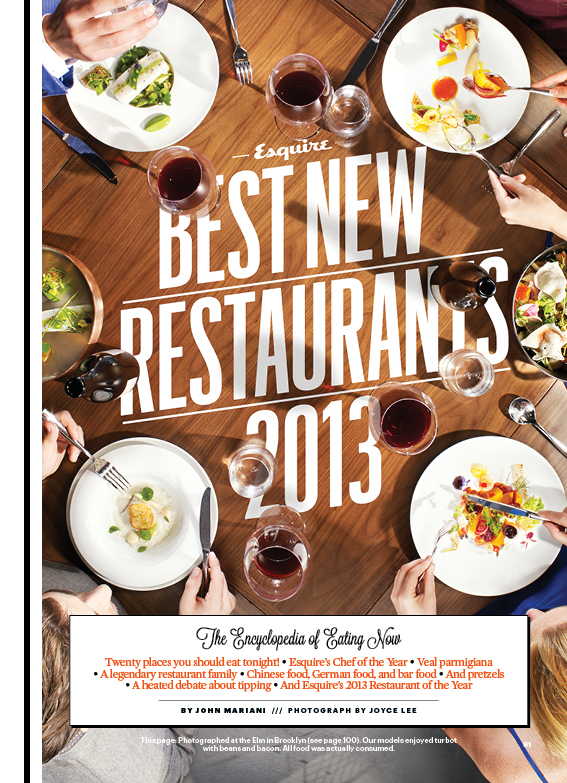 Esquire s best new restaurants package frank augugliaro