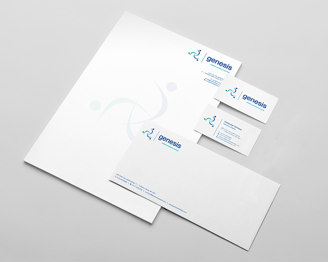 Genesis medical c services jo o pinheiro graphic for Medical design consultancy